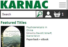 Karnac Books New Website