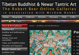 Tibetan Buddhist & Newar Art