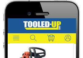 Tooled-Up Mobile Friendly